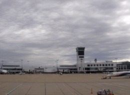 hyrbil Cincinnati Flygplats