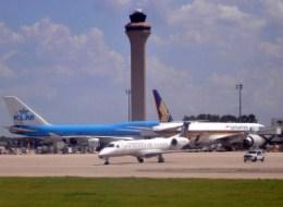 hyrbil Houston Flygplats
