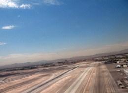 hyrbil Las Vegas Flygplats