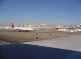 hyrbil Los Angeles Flygplats