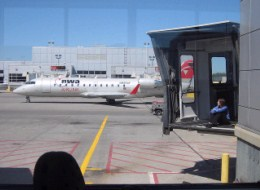 hyrbil Minneapolis Flygplats