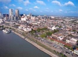 hyrbil New Orleans