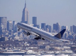 hyrbil Newark Flygplats