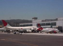 hyrbil Oakland Flygplats