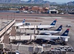 hyrbil Phoenix Flygplats