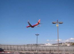 hyrbil San Diego Flygplats