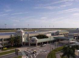hyrbil Sanford Flygplats