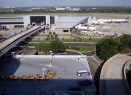hyrbil Tampa Flygplats