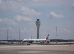 hyrbil Washington Flygplats