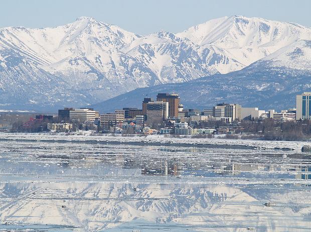 hyrbil Anchorage