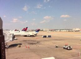 hyrbil Atlanta Flygplats