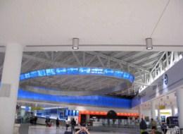 hyrbil Charlotte Flygplats