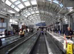 hyrbil Chicago Flygplats