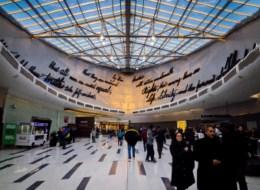 hyrbil Philadelphia Flygplats