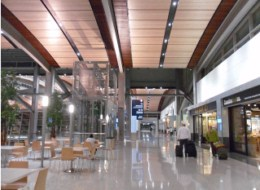 hyrbil Sacramento Flygplats