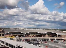 hyrbil San Antonio Flygplats