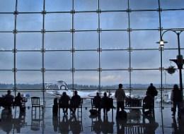 hyrbil Seattle Flygplats